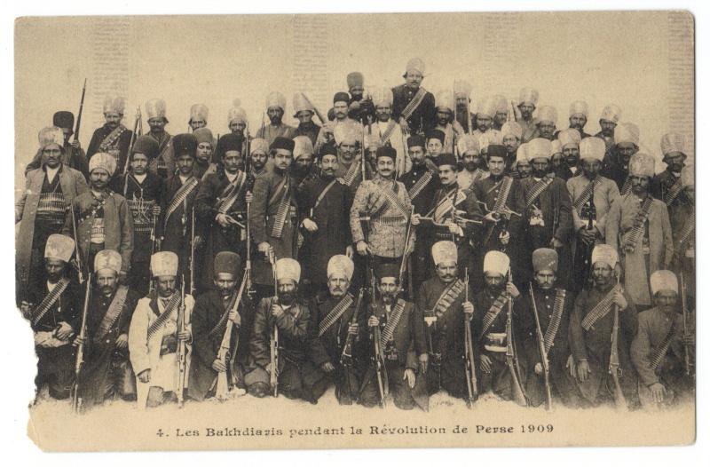 Révolution de Perse (1909) 2010