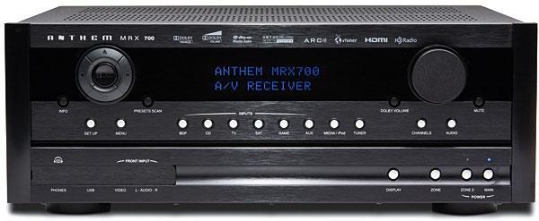 Anthem MRX700 AV Amp  70011