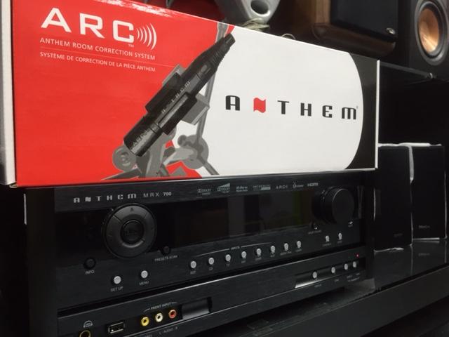Anthem MRX700 AV Amp  700arc11