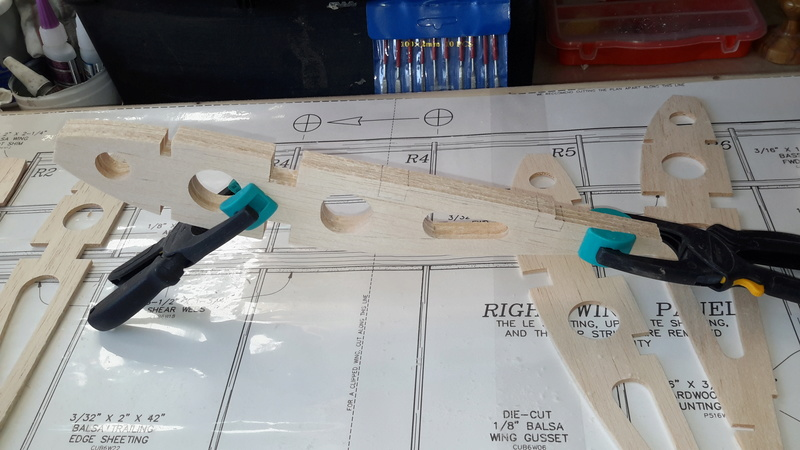 Teasing : Construction Piper PA18 ... - Page 5 20170131