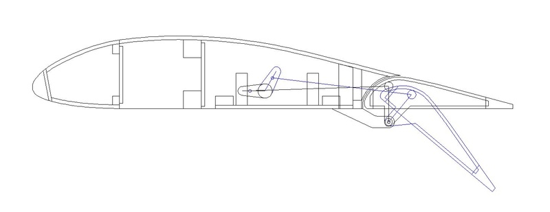 Teasing : Construction Piper PA18 ... - Page 3 Volets10