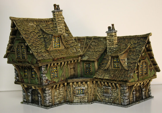 Tabletop Scenery - Page 21 Manoir10