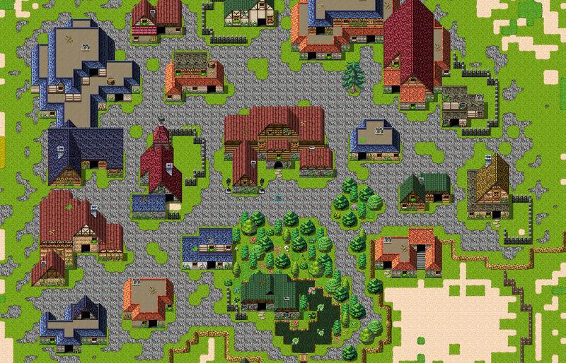 Partage d'une map village de campagne Villag11