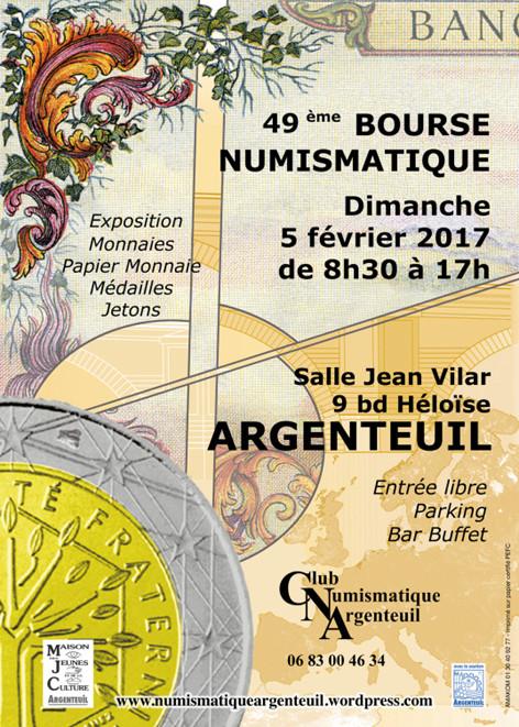 49e Bourse Numismatique d'Argenteuil ... 49eme-10