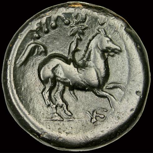 Monnaie Gauloise ? Imitation philippe II de Macédoine ... Bronze10