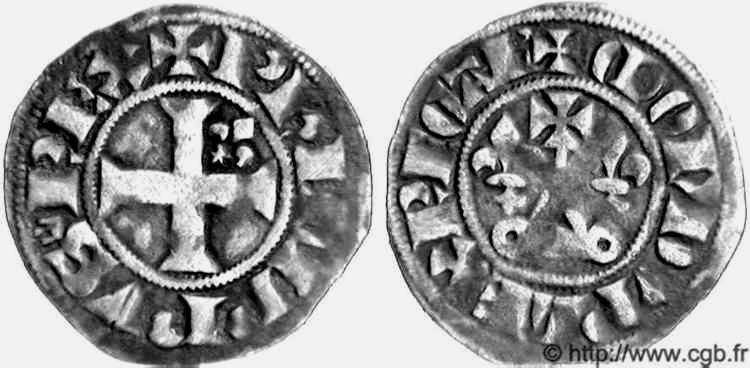 Double Tournois pour Philippe IV Double12