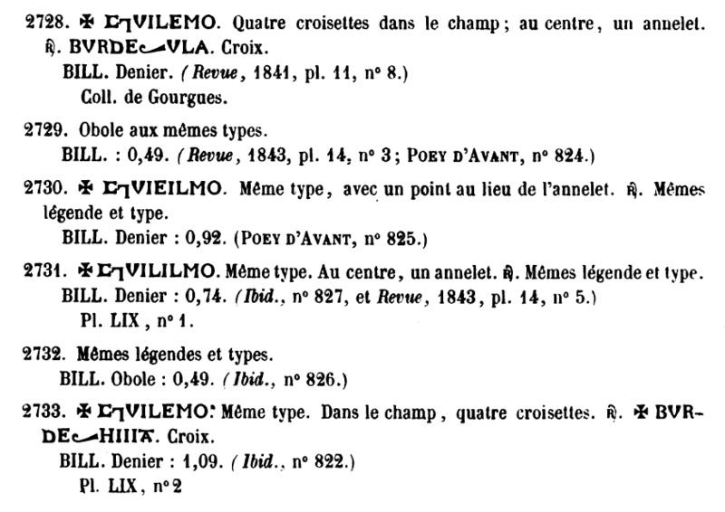 Denier d'Aquitaine Pa_27310