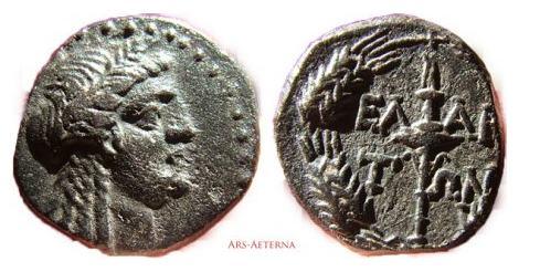 Bronze d'Éolide pour la ville de Elaea ... Rpc_2410