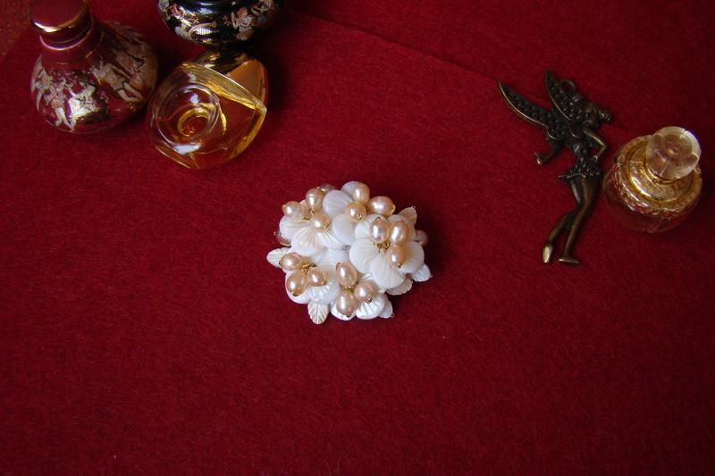 """""""Flori de piatră-Bijoux"""" albumul I-bijuterii artizanale marca Didina Sava Colie112"""