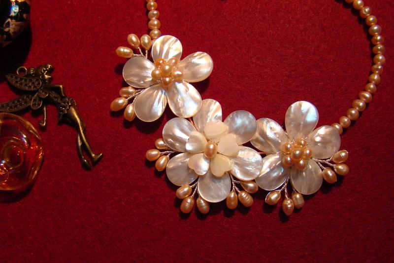 """""""Flori de piatră-Bijoux"""" albumul I-bijuterii artizanale marca Didina Sava - Pagina 2 Colier16"""