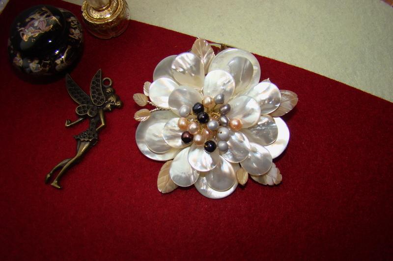 """""""Flori de piatră-Bijoux"""" albumul I-bijuterii artizanale marca Didina Sava - Pagina 2 Colier26"""