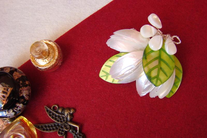 """""""Flori de piatră-Bijoux"""" albumul I-bijuterii artizanale marca Didina Sava - Pagina 2 Colier42"""
