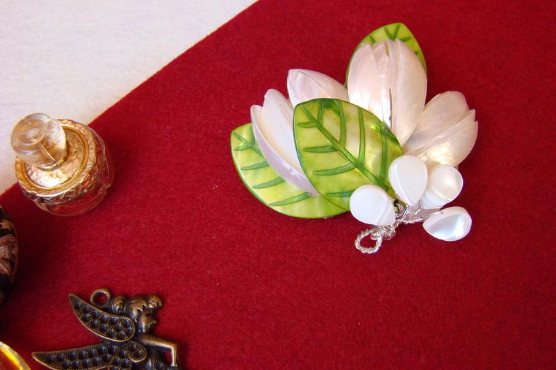 """""""Flori de piatră-Bijoux"""" albumul I-bijuterii artizanale marca Didina Sava - Pagina 2 Colier43"""