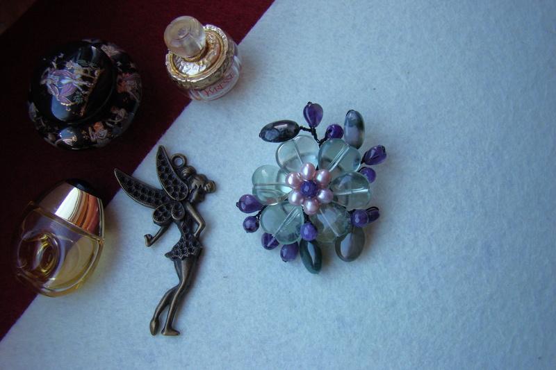 """""""Flori de piatră-Bijoux"""" albumul I-bijuterii artizanale marca Didina Sava - Pagina 2 Colier49"""
