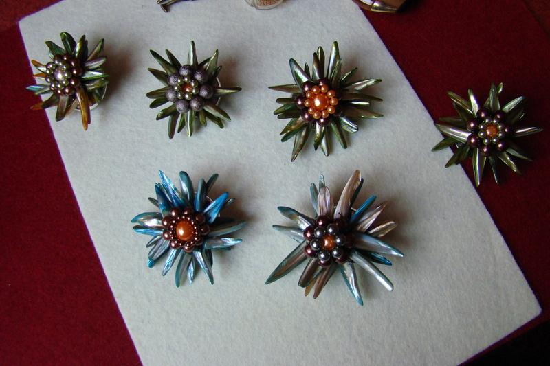 """""""Flori de piatră-Bijoux"""" albumul I-bijuterii artizanale marca Didina Sava - Pagina 2 Colier74"""