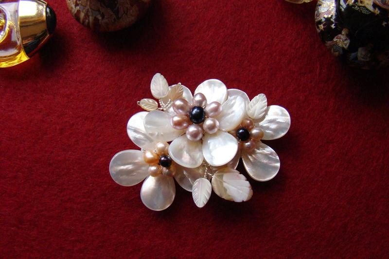 """""""Flori de piatră-Bijoux"""" albumul I-bijuterii artizanale marca Didina Sava - Pagina 2 Colier78"""