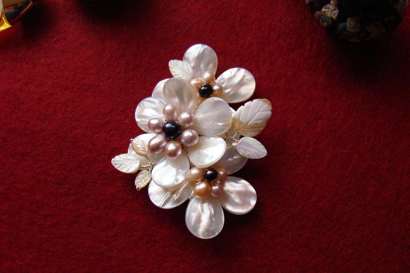 """""""Flori de piatră-Bijoux"""" albumul I-bijuterii artizanale marca Didina Sava - Pagina 2 Colier79"""