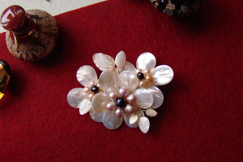 """""""Flori de piatră-Bijoux"""" albumul I-bijuterii artizanale marca Didina Sava - Pagina 2 Colier80"""