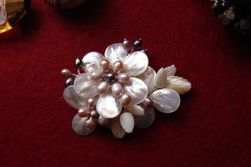 """""""Flori de piatră-Bijoux"""" albumul I-bijuterii artizanale marca Didina Sava - Pagina 2 Colier81"""