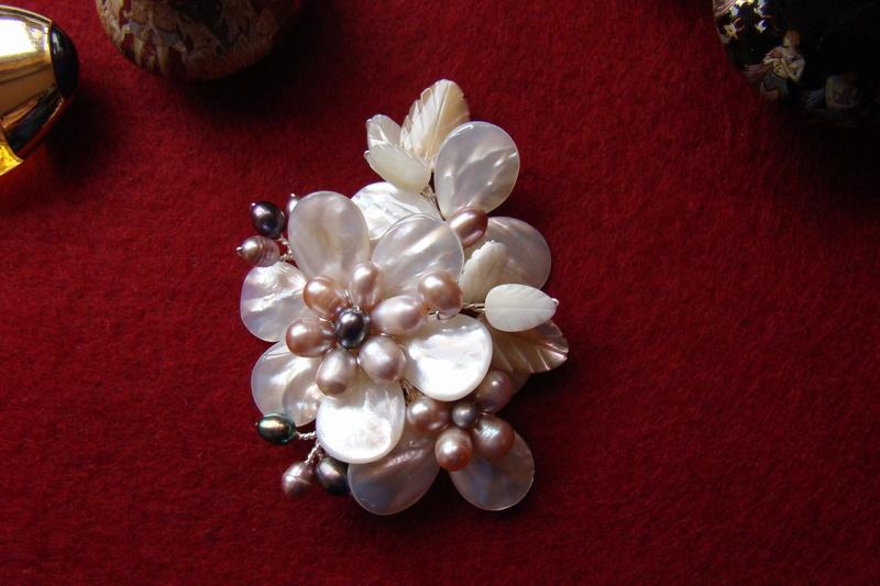 """""""Flori de piatră-Bijoux"""" albumul I-bijuterii artizanale marca Didina Sava - Pagina 2 Colier82"""