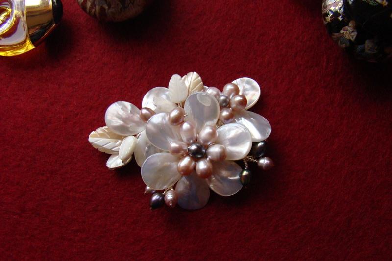 """""""Flori de piatră-Bijoux"""" albumul I-bijuterii artizanale marca Didina Sava - Pagina 2 Colier83"""