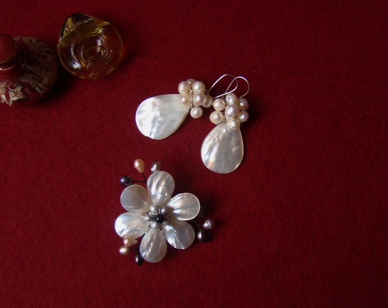 """""""Flori de piatră-Bijoux"""" albumul I-bijuterii artizanale marca Didina Sava - Pagina 2 Colier86"""