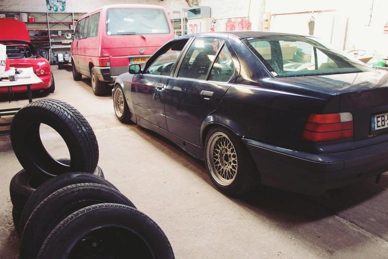 BMW E36 320i pour faire du Grift - Page 6 11910