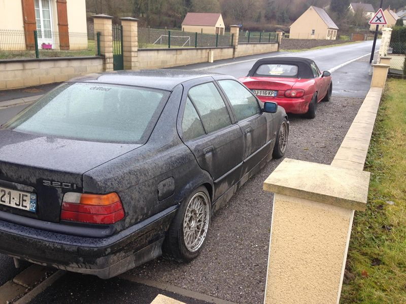 BMW E36 320i pour faire du Grift - Page 6 13110