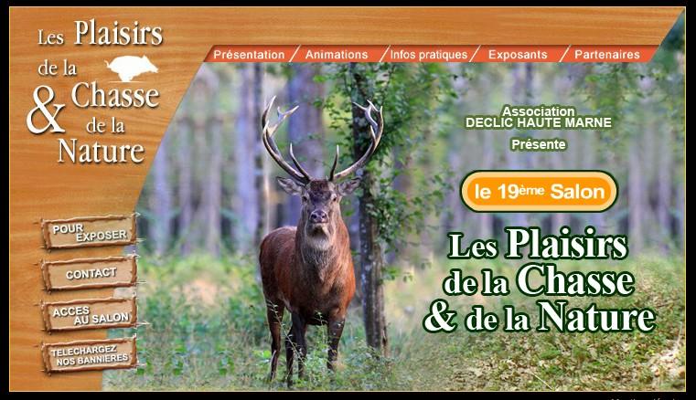 Salon chasse nature à Chateauvillain(52)-28 et 29 août 2010 Salon_10