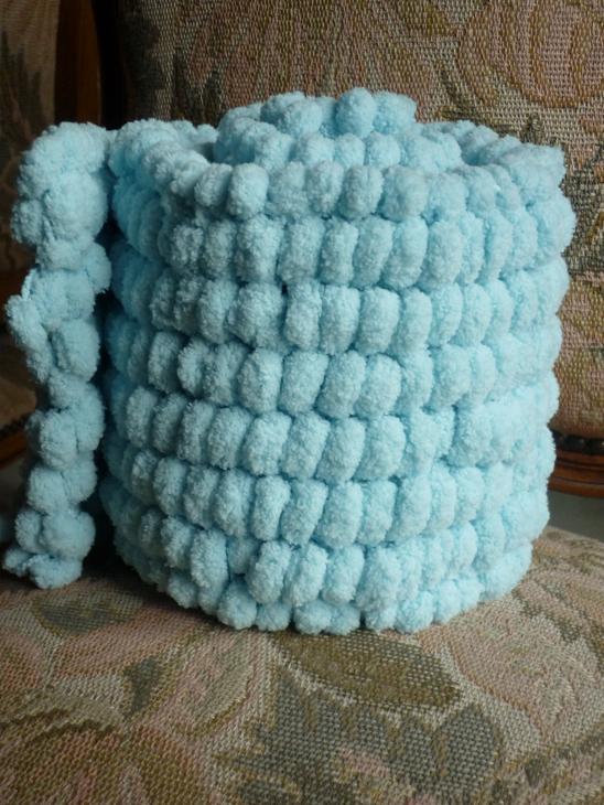 Echarpes et diverses choses tricotées main  P1040213