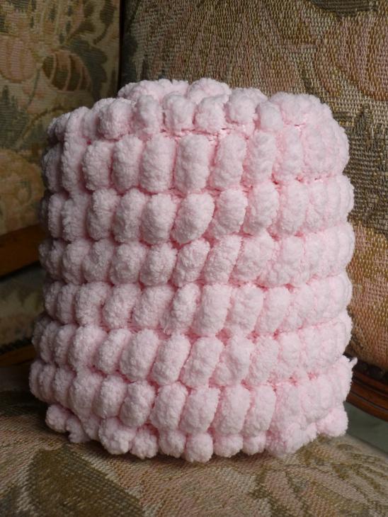 Echarpes et diverses choses tricotées main  P1040215