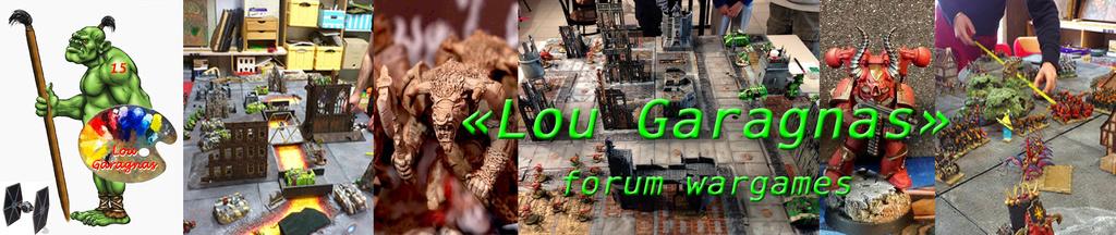 Lou Garagnas - forum wargames