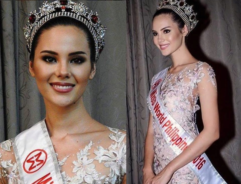 Catriona Elisa Gray (PHILIPPINES WORLD 2016 & UNIVERSE 2018) - Page 2 15178010