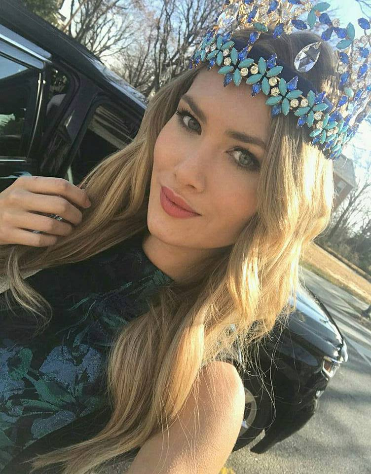 Mireia Lalaguna- MISS WORLD 2015- Official Thread - Page 2 15621910