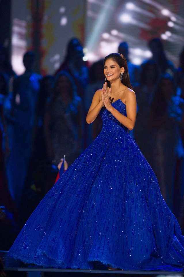 Pia Alonzo Wurtzbach- MISS UNIVERSE 2015- Official Thread - Page 5 16299110