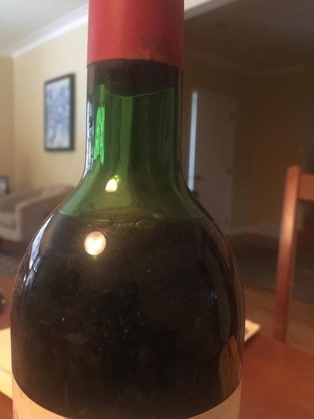 """Un vieux Bordeaux ouvert à la """"méthode Audouze"""" Img_3220"""