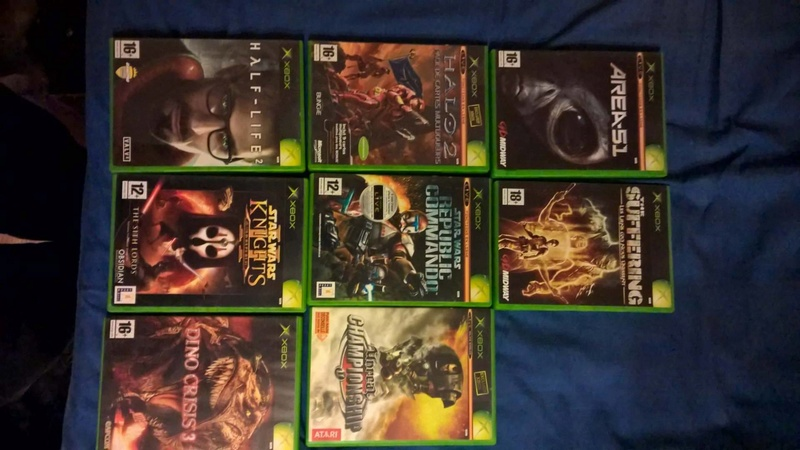 Estimation Jeux XBOX Xbox10
