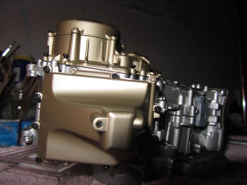 DUCATI SUPERBIKE 1299 PANIGALE S -  1:4 - Pocher gebaut von XEDOS Img_6226