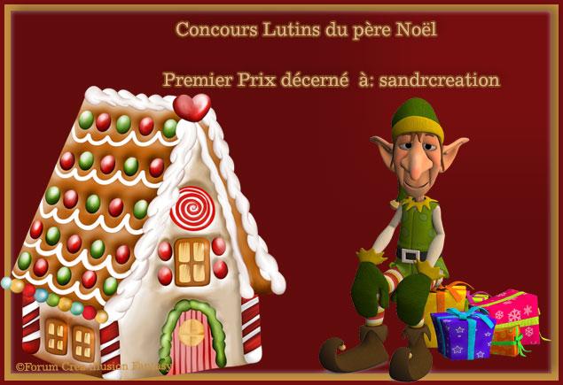 Résultat des votes du Concours lutins du père Noël Lutind10