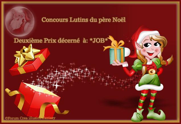 Résultat des votes du Concours lutins du père Noël Lutind11