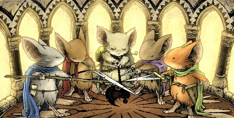 [Légendes de la garde]Une partie organisée par un Rongeur Mouse-11
