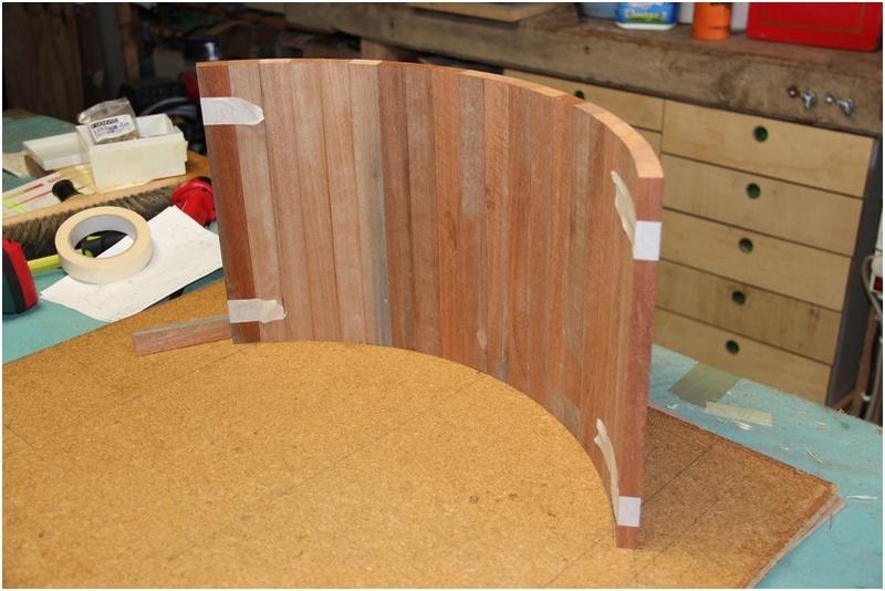 [Fabrication] Un habillage de cheminée en cèdre Img_1012