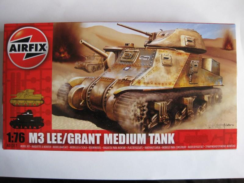 M3 Lee Medium Tank [Airfix; 1/76]  Photo_19