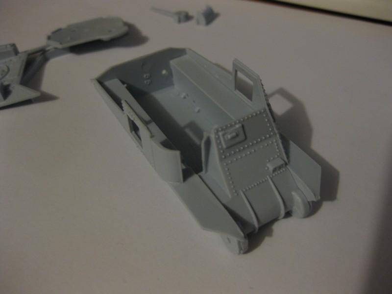 M3 Lee Medium Tank [Airfix; 1/76]  Photo_24