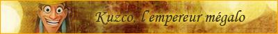 Les longs-métrages 2D des studios Disney Kuzco10