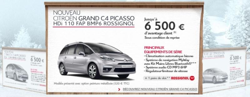 [ACTUALITE] Les promotions de Citroën - Page 3 C33_bm10