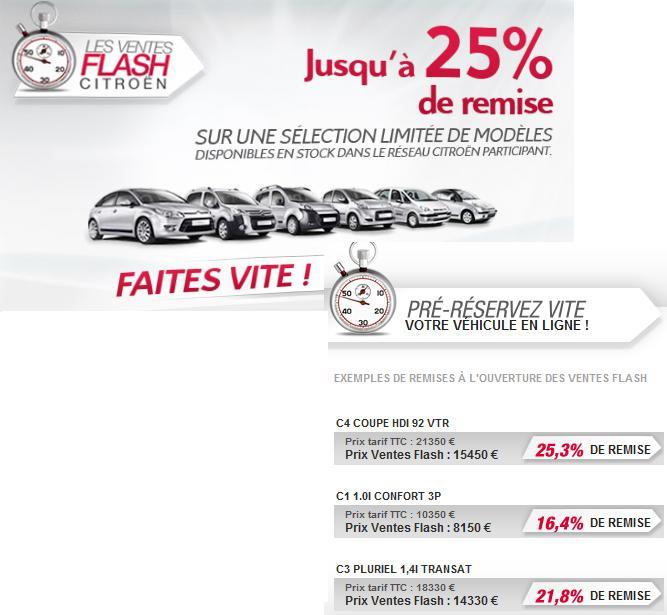 [ACTUALITE] Les promotions de Citroën - Page 2 Fla10