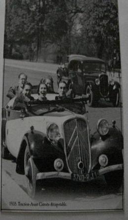 [IMAGES] Les cartes postales Citroën Trak10