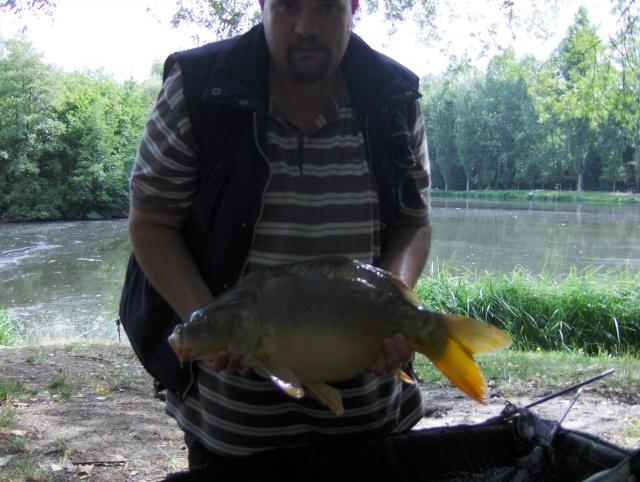 Premier poisson avec ACEBAITS fruity/Crab Ace12