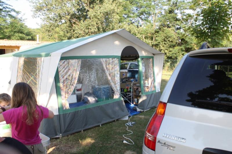 Camping Les EYCHECADOUS a Artigat - Ariege 09130 - Img_7810